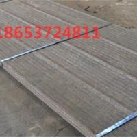 堆焊耐磨板 复合耐磨板 6+4耐磨板 济宁向上金品耐磨板
