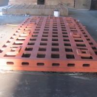河南机床铸件生产_泊头海红机械加工订做大型铸件